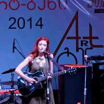 Art Gene Festival 2014 Tbilisi