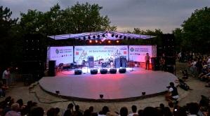 Art Gene Festival, in Tbilisi, Georgia