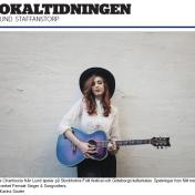 Fixar stora gig med nytt nätverk, Lina Campbell, 10/8-15, Lokaltidningen http://lund.lokaltidningen.se/nyheter/nyheter_lokala/2015-08-10/-Fixar-stora-gig-med-nytt-n%C3%A4tverk-284707.html