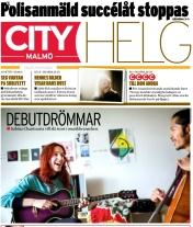 Debutdrömmar, Rebecka Sjöberg CITY SKANE 6/9-13
