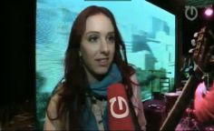 Interview by Georgian TV Tabula