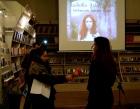 Interview by Georgian TV Rustavi 2, ვინ არის საბინა ჭანტურია?! 30/1-14 https://www.youtube.com/watch?v=tlR72Lu8TtQ