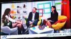 "Palitra TV Georgia, 12/11-14 გადაცემა ""დილის პალიტრა"" - სტუმარი - საბინა ჭანტურია https://www.youtube.com/watch?v=Uh1IvrUKOEM&t=1s"