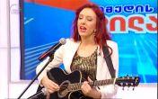 "Guest in TV Imedi´s morning show ""Dila"" საბინა ჭანტურია მერაბ სანოძესთან ერთად დილის შოუზე იმედის ტელევიზიაში, 29/1-14https://www.youtube.com/watch?v=E6iZUEiyDgw&t=81s"