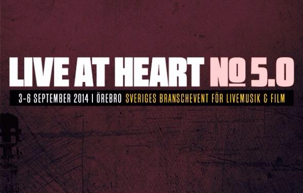 LiveatHeart2014