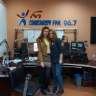 "Radio Ardaidardo Georgia ""რადიო დუეტი"" – საბინა ჭანტურია./ Sabina Chanturia. ""Radio Dueti"", 19/1-15"