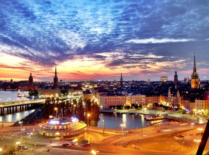 Stockholm-City-Sweden