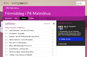 Sveriges Radio P4