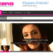 Sabina Chantouria: Cry For Me, Hans-Olof Svensson, Zero Magazine, 7/6-16 http://zeromagazine.nu/2016/06/07/sabina-chantouria-cry/