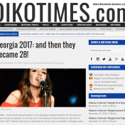 Georgia 2017: and then they became 28! Oikotimes, 12/12-16 https://oikotimes.com/georgia-2017-and-then-they-become-28/