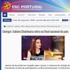 Geórgia: Sabina Chantouria entra na final nacional do país, ESC Portugal, 12/12-16 http://www.escportugal.pt/2016/12/georgia-sabina-chantouria-entra-na.html