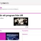 """""""Mifforadio – en härlig morgonshow om de stora livsfrågorna, ett program från UR"""" som sänds i P4 riks http://urplay.se/program/199335-mifforadio-drommar 2/4-17"""