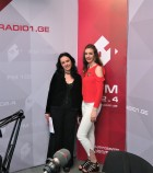 "GPB, Radio1.ge – TV & Radioshow ""Migration Routs"" ""მიგრაციის მარშრუტები"" 11.05.17 ქართველი-შვედი მუსიკოსი - საბინა ჭანტურია https://www.youtube.com/watch?v=rctzlZh7AL8"