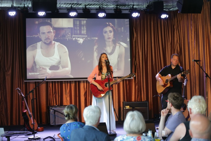 Malmö Live den 15 juni 2018 Femuze konsert foto Senad Honic foto 36