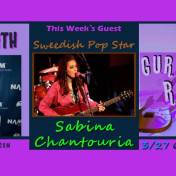 Guest at Gurlz Talk Rawk, (USA) 28/3-2019 https://www.facebook.com/watch/live/?v=365078817438810&ref=watch_permalink