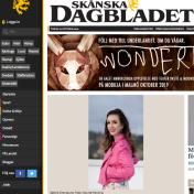 "Skånska Dagbladet, ""Chantouria firar med releasefest"", Maria Zandhin, 15/10-2019 https://www.skd.se/2019/10/15/chantouria-firar-med-releasefest/"