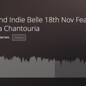 Sabina Chantouria interview in Belter Radio (UK) Folk & Indie Show by Graham Barnes, 18/11-2019 https://www.mixcloud.com/graham-barnes2/folk-and-indie-belle-18th-nov-featuring-interview-sabina-chantouria/?fbclid=IwAR0opB8wvKKJJBctcp2o2fKcviNCR9urYWk_kMQ6mhBbE1gdoMCb4HrPgs0