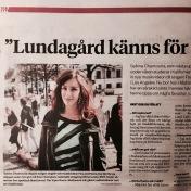 """Hallå Lund, """"Lundagård känns för mig som Lunds hjärta"""" https://sabinachantouria.com/2019/10/23/interview-in-halla-lund-lundagard-kanns-for-mig-som-lunds-hjarta/"""