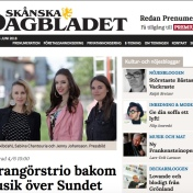 """""""Arrangörstrio bakom Musik över Sundet"""", Skånska Dagbladet, Yvonne Erlandsson, 4/6-2018 https://www.skd.se/2018/06/04/arrangorstrio-bakom-musik-over-sundet/"""